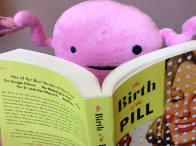 Plush Uterus reads about birth control